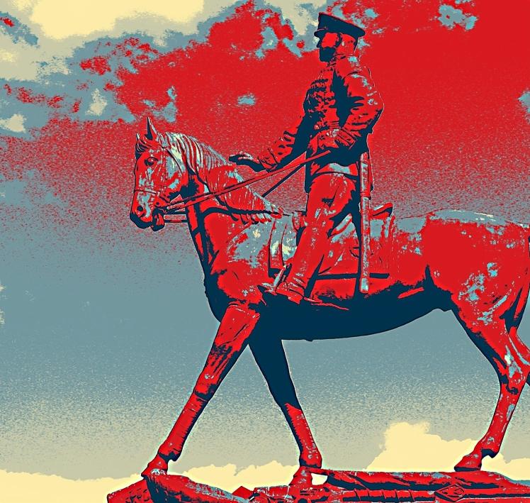 Red Army Commandor